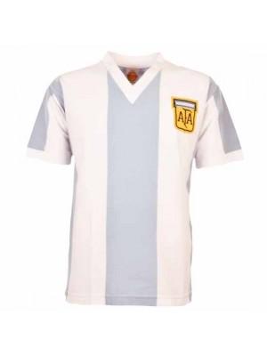 Argentina 1974 World Cup Retro Football Shirt