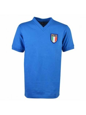Italy 1960s Home Retro Football Shirt