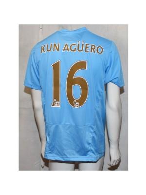 Nike teamsport trøje - Kun Aguero 16