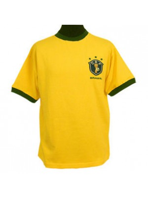Brazil 1982 world cup retro football jersey