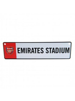 Arsenal FC Window Sign