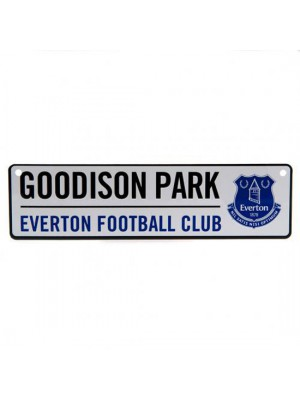 Everton FC Window Sign