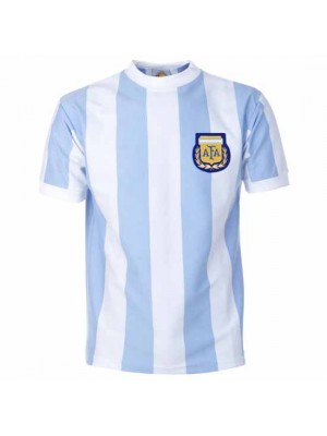 Argentina 1982 World Cup Retro Football Shirt