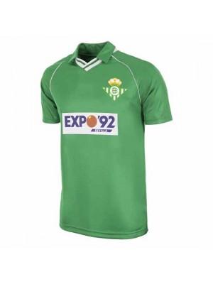 Real Betis 1987 - 90 Away Retro Football Shirt