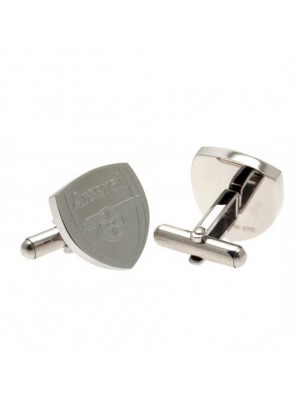 Arsenal FC Stainless Steel Cufflinks CR