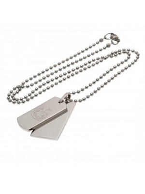 Newcastle United FC Double Dog Tag & Chain