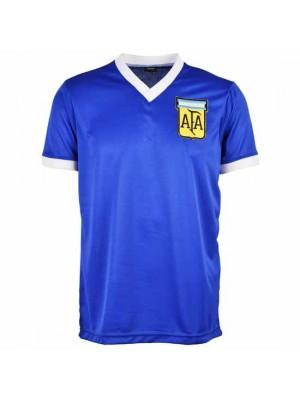 Argentina Retro Football Shirt