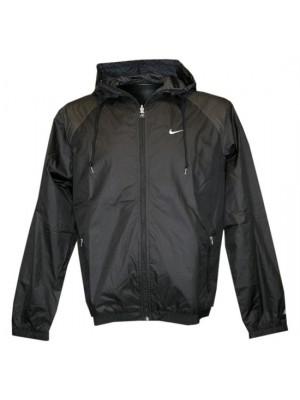 reversible hooded jacket - mens