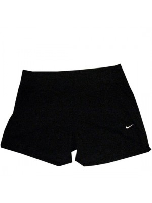 swift shorts - womens - black