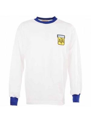 Argentina 1980S Away Retro Football Shirt
