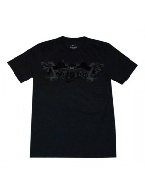 LBJ Lebron James Premium Witness tee - black