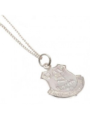 Everton FC Sterling Silver Pendant