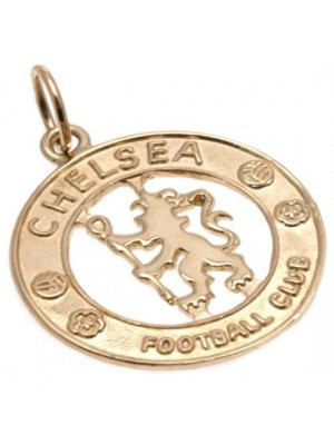 Chelsea FC 9ct Gold Pendant