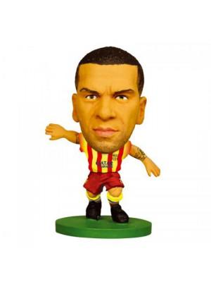FC Barcelona SoccerStarz Dani Alves Away