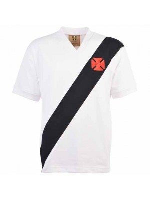 Vasco Da Gama 1960S Home Retro Football Shirt