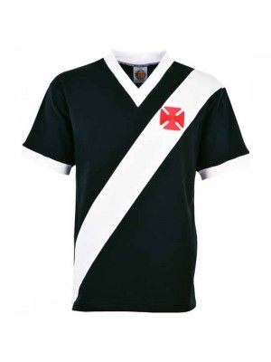 Vasco Da Gama Away Retro Football Shirt