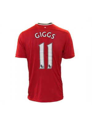 Manchester United home jersey - Giggs 11