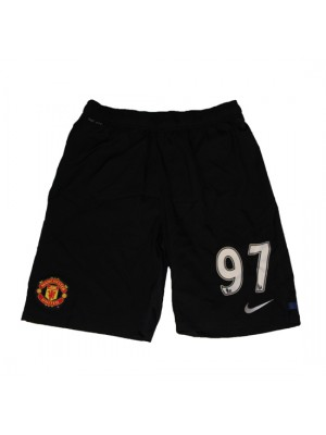 Manchester United away shorts boys - 97