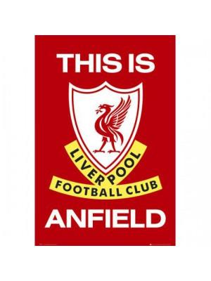 Liverpool FC Poster T I A  44