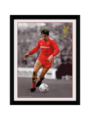 Liverpool FC Picture Dalglish 16 x 12