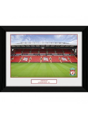 Liverpool FC Picture Anfield 16 x 12