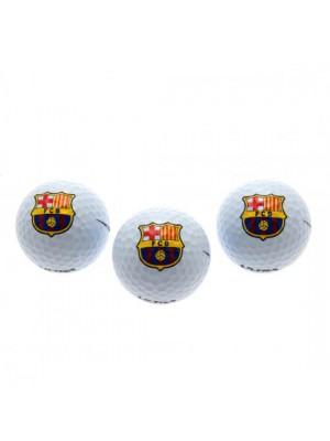 FC Barcelona Golf Balls