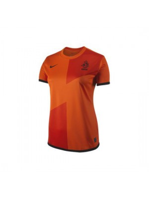 Netherlands Holland home jersey EURO 2012 womens
