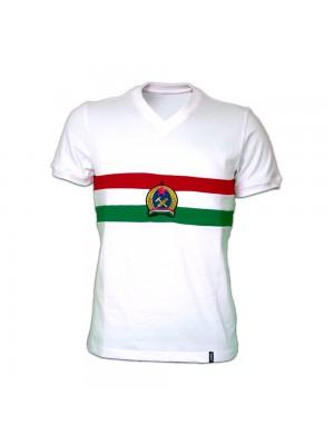 Copa Ungarn ude 1950erne retro trøje