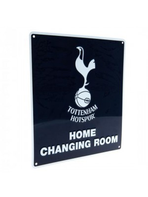 Tottenham Hotspur FC Home Changing Room Sign