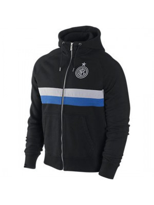 Inter hoody top 2012/13 - black