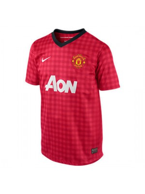 Manchester United home jersey 2012/13 - youth