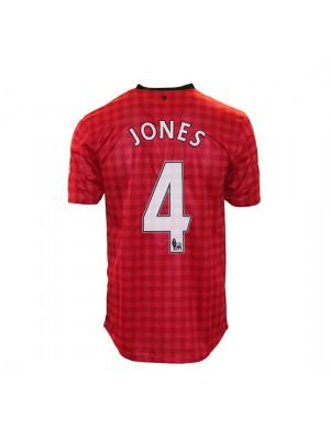 Manchester United hjemme trøje 2012/13 - Jones 4