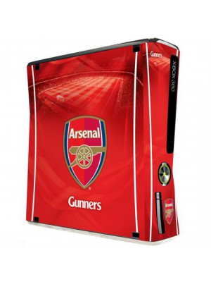 Arsenal FC Xbox 360 Console Skin (Slim)