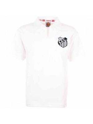 Santos 1960S-1970S Retro Football Shirt