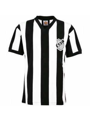 Santos 1970S Retro Football Shirt