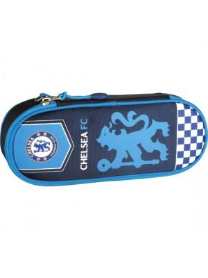 Chelsea penalhus oval blå