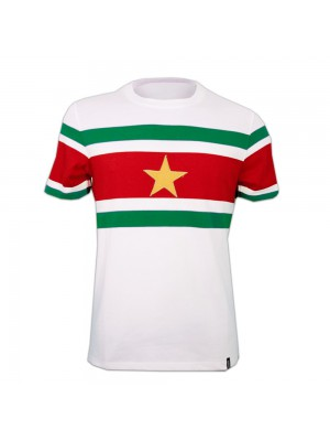 Copa Suriname 1980's Short Sleeve Retro Shirt