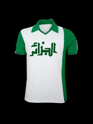 Copa Algeria Wc 1982 Short Sleeve Retro Shirt