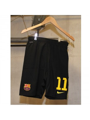 Barcelona 3rd shorts boys - number 11
