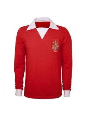 Copa Canada 1977 retro trøje lange ærmer