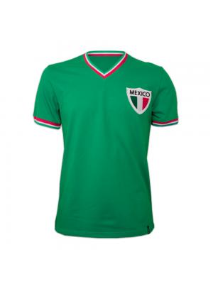 Mexico 1980erne retro trøje