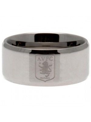 Aston Villa FC Band Ring Medium