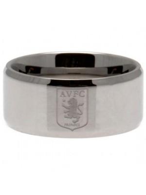 Aston Villa FC Band Ring Small