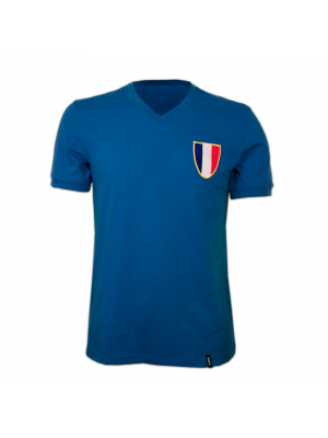 Copa France 1968 Olympics Short Sleeve Retro Shirt