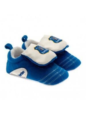Everton FC Boot Crib 0/3 Months