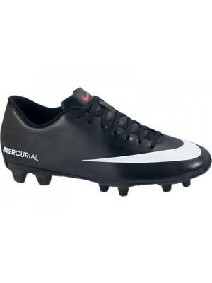 Mercurial Vortex FG fodboldstøvler i farven sort