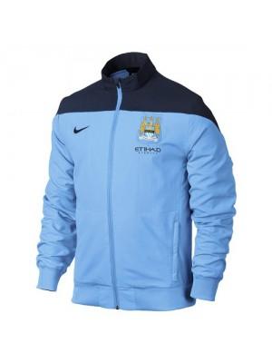 Manchester FC sideline jacket 2013/14