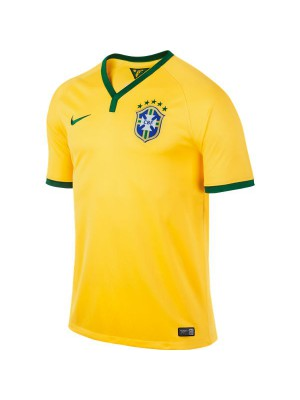 Brazil home jersey world cup 2014