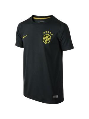 Brasilien 3. trøje VM 2014 - børn