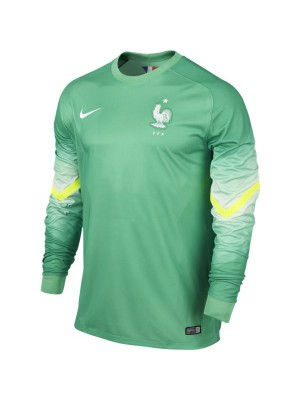 France goalie jersey long sleeve world cup 2014